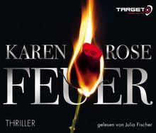 Feuer, 6 CDs (TARGET - mitten ins Ohr): Gekürzte Lesung
