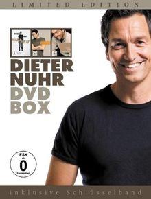 Dieter Nuhr DVD Box (Limited Edition mit Schlüsselband, 3 Discs)