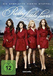 Pretty Little Liars - Die komplette vierte Staffel [5 DVDs]