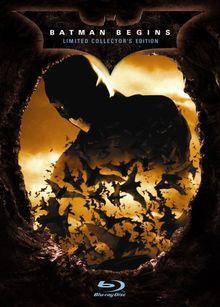 Batman Begins - Limited Collectors Edition [Blu-ray] [Limited Collector's Edition]