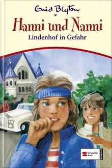 Hanni & Nanni, Band 23: Lindenhof in Gefahr