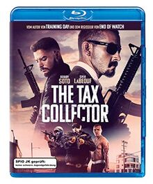 The Tax Collector [Blu-ray]