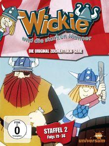 Wickie und die starken Männer - Staffel 2 (Folge 19-36) [3 DVDs]