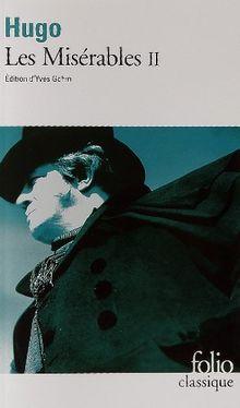 Les Misérables, tome 2 (Folio (Gallimard))