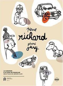 Pierre Richard acteur : Carapate / Le Coup du parapluie - Coffret 2 DVD