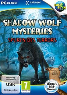 Shadow Wolf Mysteries(TM): Spuren des Terrors