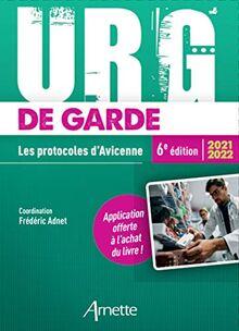 URG' de Garde 2021-2022: Les protocoles d'Avicenne