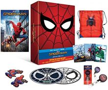 Coffret spider-man homecoming [Blu-ray] [FR Import]