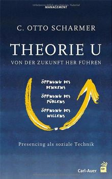 Theorie U: Von der Zukunft her führen: Prescencing als soziale Technik
