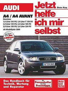 Audi A4 Benziner (Jetzt helfe ich mir selbst)
