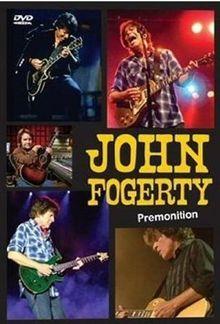 John Fogerty PREMONITION REGION 0 IMPORT
