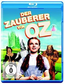 Der Zauberer von Oz - 75th Anniversary [Blu-ray]