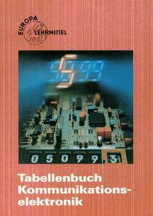 Tabellenbuch Kommunikationselektronik