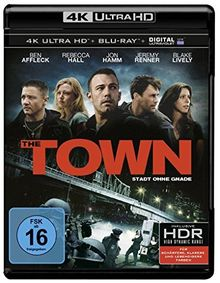 The Town - Stadt ohne Gnade (+ Blu-ray) (4K Ultra HD)