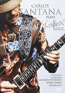 Santana Plays Blues At Montreux 2004 DVD [DVD-AUDIO]