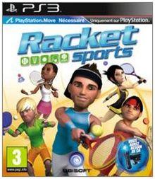Racket Sports PS3 französisch