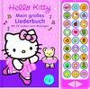 Hello Kitty 27-Button Soundbuch - Mein großes Liederbuch