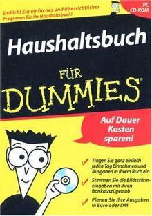Haushaltsbuch für Dummies
