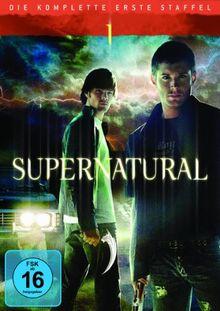 Supernatural - Die komplette erste Staffel [6 DVDs]