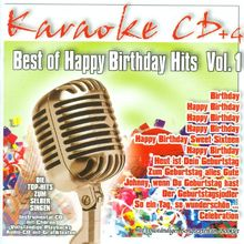 Best of Happy Birthdayhits Vol.1 - Karaoke