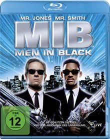 MIB - Men in Black [Blu-ray]