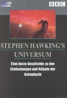 Stephen Hawking's Universum (3 DVDs)