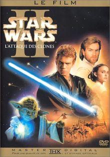 Star Wars épisode 2 dvd