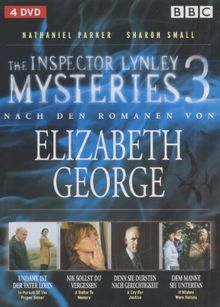 The Inspector Lynley Mysteries - Vol. 3 (4 DVDs)