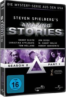Amazing Stories Season 2 Part 1 (DVD)