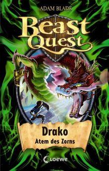 Beast Quest 23. Drako, Atem des Zorns: Blaze the Ice Dragon