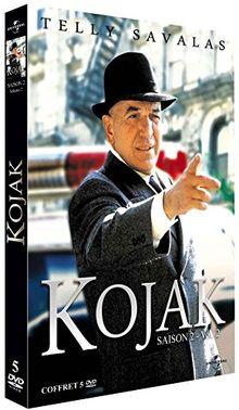 Kojak, saison 2, vol. 2 [FR Import]