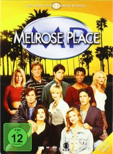 Melrose Place - Die komplette 1. Staffel (Collector's Edition, 8 Discs)
