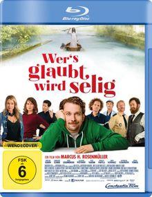 Wer's glaubt wird selig [Blu-ray]