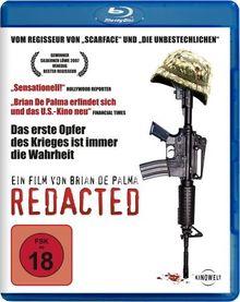 Redacted [Blu-ray]