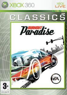 Burnout Paradise Classic