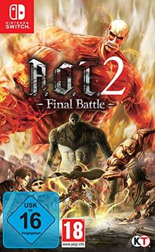 A.O.T. 2: Final Battle [Nintendo Switch]