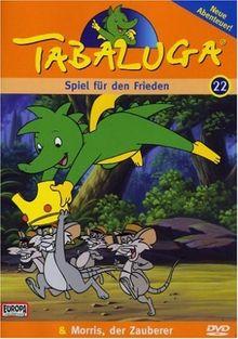 Tabaluga 22 - Spiel für den Frieden/Morris, der Zauberer