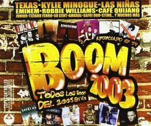 Boom 2003 [+Dvd]
