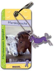Pferdewissen kompakt. Pferdesprache