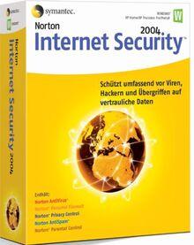 Norton Internet Security 2004 französisch