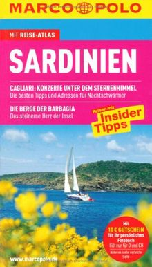 MARCO POLO Reiseführer Sardinien: Reisen mit Insider-Tipps. Mit Reiseatlas und Sprachführer
