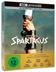 Spartacus 4K UHD Limited Steelbook (Exklusiv bei amazon.de) [Blu-ray]