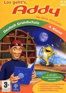 Addy Deutsch Grundschule 4. Klasse (PC+MAC)