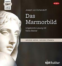Das Marmorbild: Ungekürzte Lesung (1 mp3-CD)