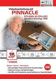 Videolernkurs - Videobearbeitung mit Pinnacle Studio 10 (Plus)