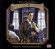 Sherlock Holmes, Folge 16: Der Blaue Karfunkel