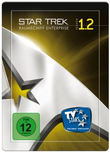 Star Trek - Raumschiff Enterprise: Season 1.2, Remastered (4 DVDs)