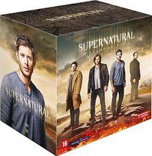 Supernatural-Intégrale Saisons 1 à 12