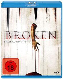 Broken - Keiner kann dich retten [Blu-ray]
