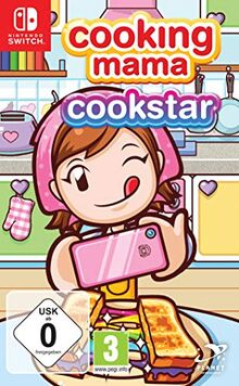 Cooking Mama: CookStar - [Nintendo Switch]